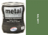Vitex Heavy Metal Silikon - alkyd RAL 6011 750ml
